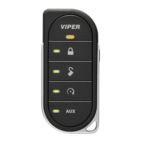 VIPER Responder SST 2 Way LED Rechargeable Replacement Remote 1 Mile Range  (VIPER7857V) - Extreme Electronics