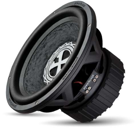 "POWERBASS 12"" 850W RMS Dual 1 Ohm Subwoofer (3XL1201D)"