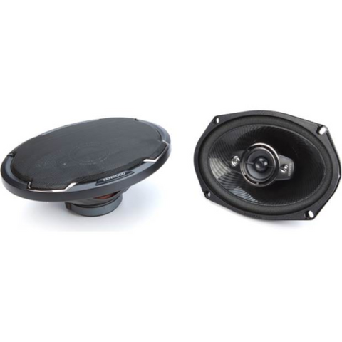 "KENWOOD 6""x 9"" 4-Way Performance Series Speakers, Pair (KFC-6986PS) - Extreme Electronics"