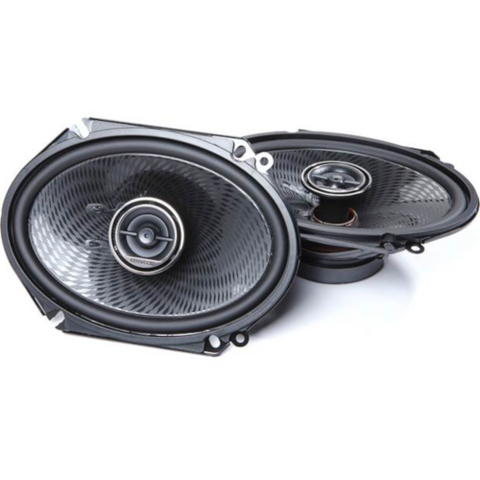 "KENWOOD 6""x 8"" 2-Way Performance Series Speakers, Pair (KFC-C6896PS) - Extreme Electronics"