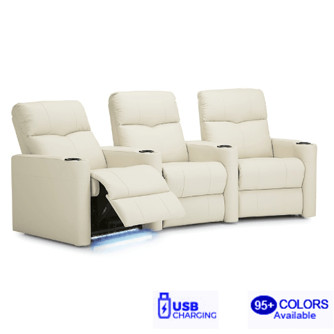 Palliser Techno Home Theater Seating - Extreme Electronics