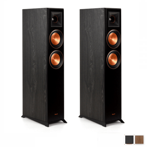 "KLIPSCH Reference Premiere Dual 5"" Woofer Floorstanding Speakers, Pair (RP5000F) - Extreme Electronics"
