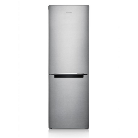 "SAMSUNG 24"" Wide 10.2 Cu. Ft. Counter Depth Bottom Freezer Refrigerator, Stainless Steel (RB10FSR4ESR/AA) - Extreme Electronics"