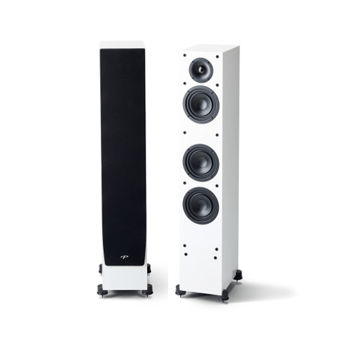 PARADIGM Monitor SE 3000F Floorstanding Speakers, Gloss White, Pair (MONTIORSE3000FW) - Extreme Electronics