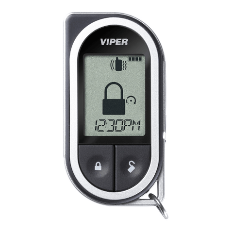 VIPER Premium LC3 LCD 2 Way SST Supercode Replacement Remote (VIPER7752V) - Extreme Electronics