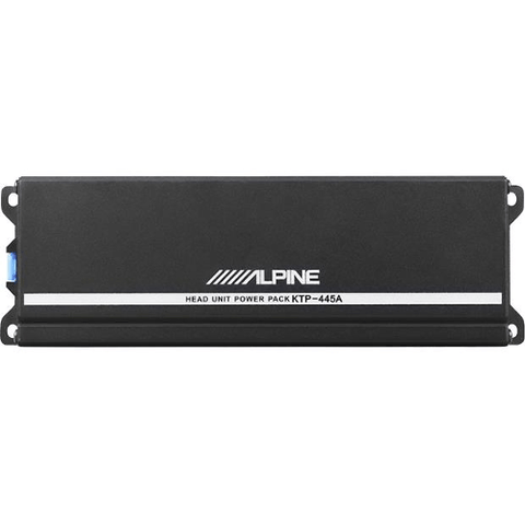 ALPINE Power Pack — 45 watts RMS X 4 (KTP445A)