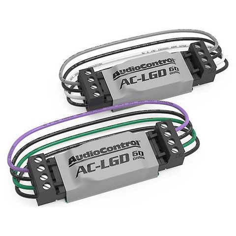 AUDIO CONTROL Load Resistors for Select 2015-Up Chev/Chrysler Vehicles, Pair (AC-LGD60) - Extreme Electronics