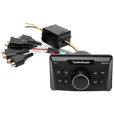 ROCKFORD FOSGATE Marine Digital Media Receiver with Bluetooth®, DOES NOT PLAY CDS (PMX0) - Extreme Electronics