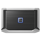 ALPINE X-Series Mono Subwoofer Amplifier, 900 Watt RMS at 2 Ohm (XA90M) - Extreme Electronics