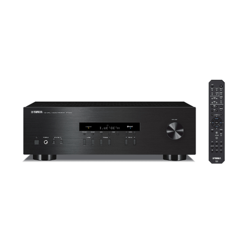 YAMAHA 2 Channel HiFi Receiver With Bluetooth (RS202) - Extreme Electronics