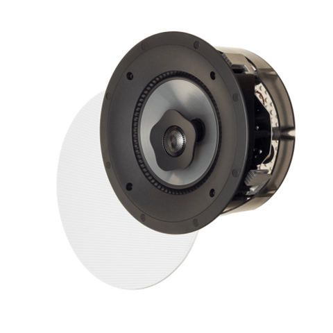 "PARADIGM 8"" CI Pro Series 2-Way White In-Ceiling Speaker (P80R) - Extreme Electronics"
