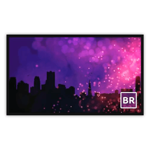 "Severtson Broadway 135"" 16:9 Fixed Screen - Extreme Electronics"