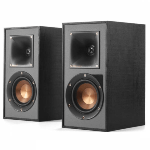 "KLIPSCH Reference Powered 4"" Bluetooth Bookshelf Speakers, Pair (R41PMNAB) - Extreme Electronics"