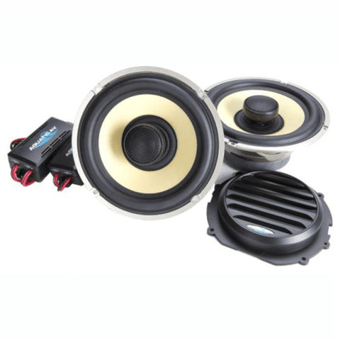 "Aquatic AV Ultra Series 6-1/2"" speakers for select Harley-Davidson motorcycles, pair (HS111) - Extreme Electronics"