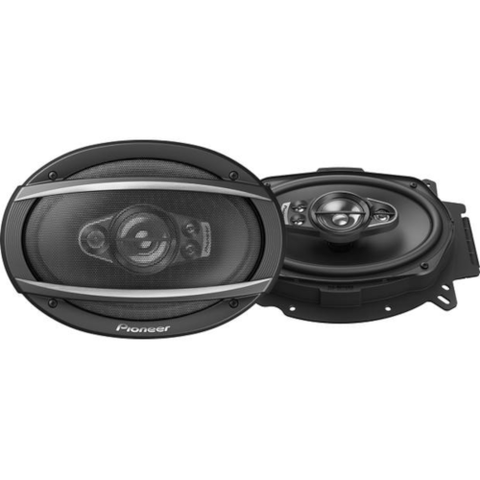 "PIONEER A-Series 6""x 9"" 5-Way Car Speakers, Pair (TS-A6970F) - Extreme Electronics"