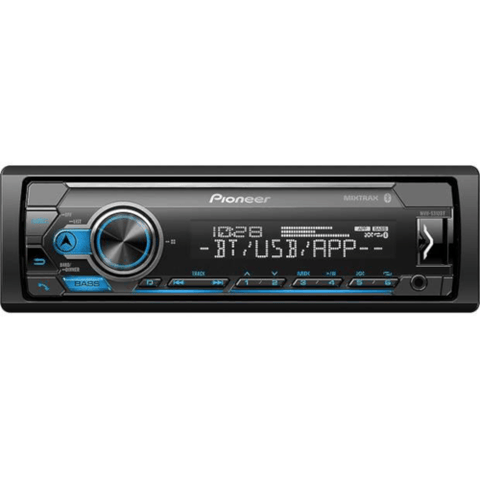 PIONEER Digital media receiver - does not play CDs (MVHS322BT) - Extreme Electronics