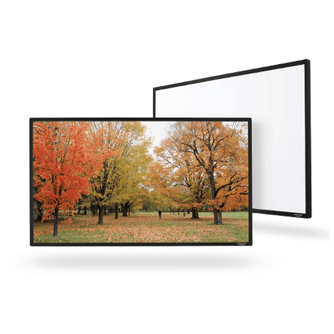 "Grandview EDGE 106"" 4K Ultra Narrow Bezel Fixed Screen - Extreme Electronics"