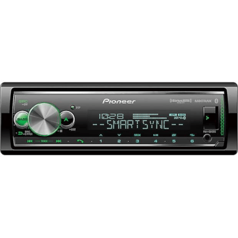 PIONEER Premium Digital Media Receiver, DOES NOT PLAY CDs (MVHS522BS) - Extreme Electronics