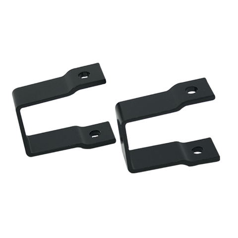 Wet Sounds Stealth Series Clamps-SQUARE, PAIR (STADPSQ) - Extreme Electronics