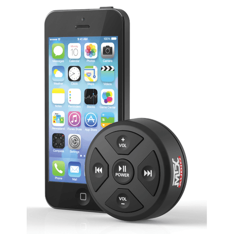 MTX Audio Universal Bluetooth Receiver and Remote Control (MUDBTRC)