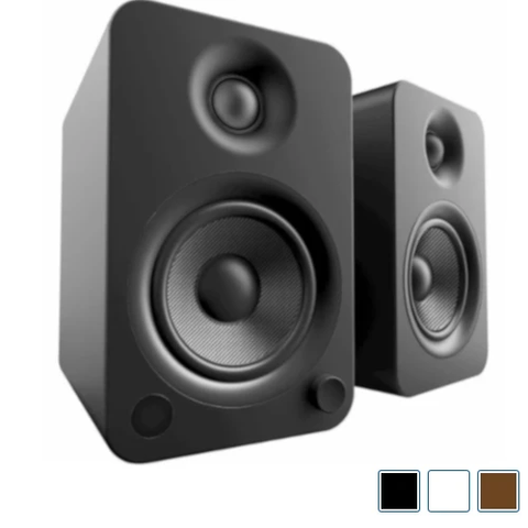 "KANTO YU6 5 1/4"" 2-Way Powered Desktop Speakers, Pair (YU6) - Extreme Electronics"