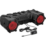 Boss Audio Bluetooth® AMPLIFIED 450 WATT sound system with MULTI-COLOR RGB lighting (ATV30BRGB) - Extreme Electronics
