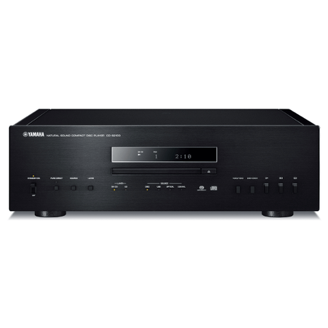 YAMAHA CD Player with SADC ESS Sabre 9016 XLR DAC, BLACK (CDS2100B) - Extreme Electronics