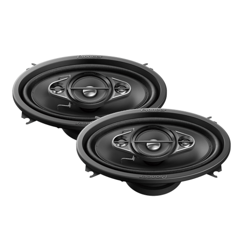 "Pioneer A-Series 4""x6"" 4-way car speakers, pair (TS-A4670F)"