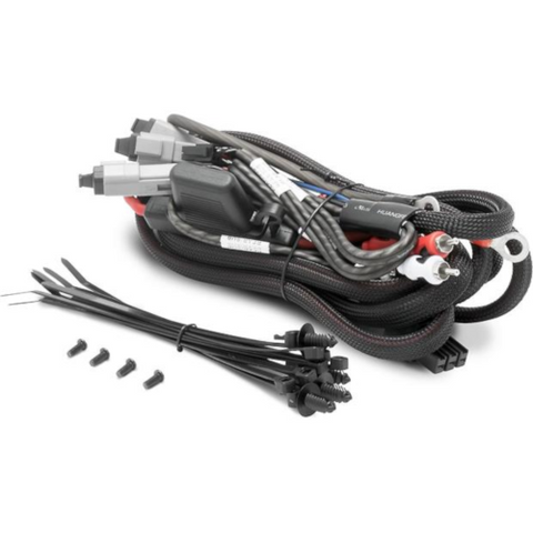 ROCKFORD FOSGATE 8-Gauge Amp Wiring Kit for Select 2016-Up Polaris® General™ UTVs (RFGNRL-K8) - Extreme Electronics