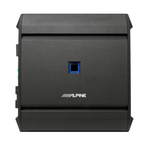 ALPINE  Class-D S-Series 320W RMS 4 Channel Power Amplifier (SA32F) - Extreme Electronics