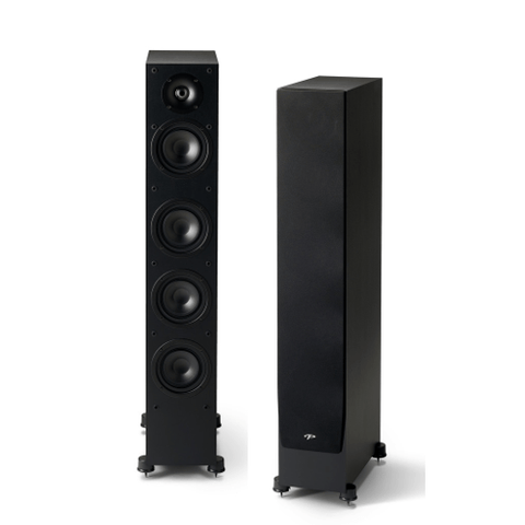PARADIGM Monitor SE 6000F Floorstanding Speakers, Black, pair (MONTIORSE6000FB) - Extreme Electronics