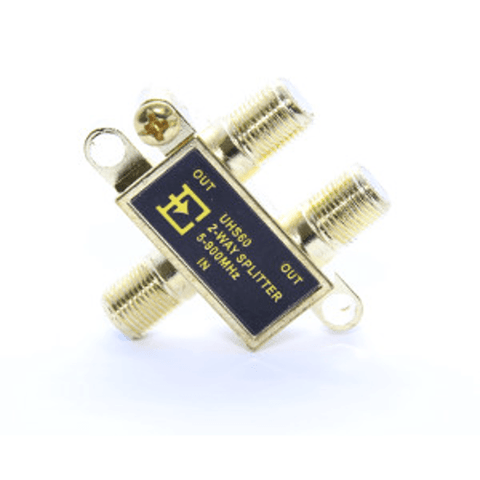 ULTRALINK  2 Way Splitter (UHS60) - Extreme Electronics