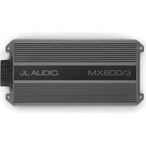 JL AUDIO 3 Channel Compact Marine/Powersports Amplifier (98409) - Extreme Electronics