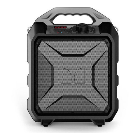 MONSTER Rambler Portable Water Resistant Bluetooth Rechargeable Speaker, Open Box (RAMBLER) - Extreme Electronics