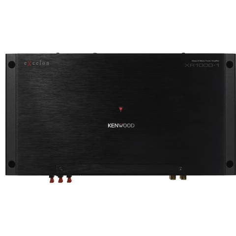 KENWOOD Excelon Mono Subwoofer Car Amplifier (XR10011) - Extreme Electronics
