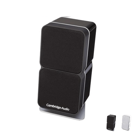 Cambridge Audio Min 22 Satellite speaker with BMR technology, each (MIN 22) - Extreme Electronics