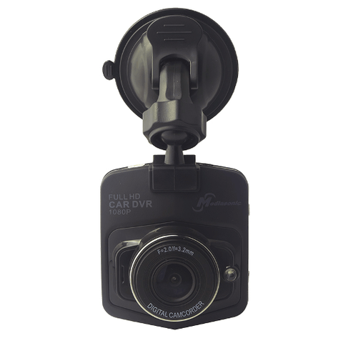 Mediasonic SmartView 1080P Car Dash Camera