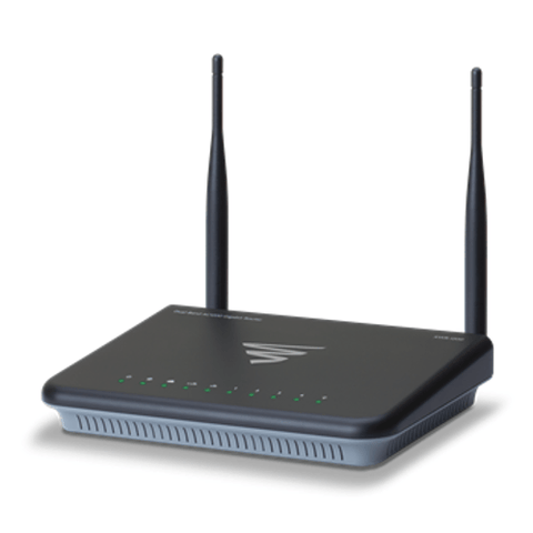 LUXUL Dual-Band Wireless AC1200 Gigabit Router - Extreme Electronics
