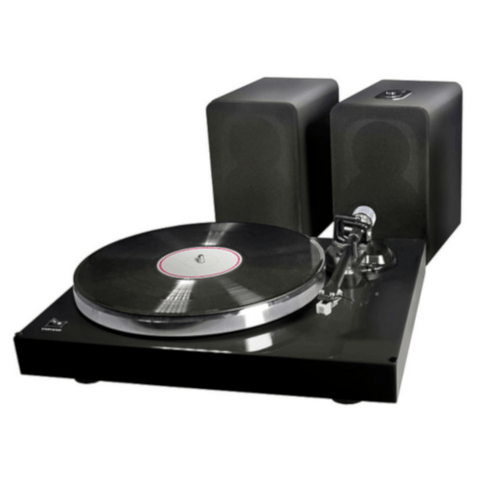 UltraLink Turntable System with Powered Speakers (ULPMC1)