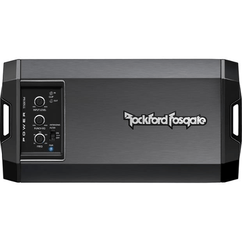 ROCKFORD FOSGATE Compact Mono Subwoofer Amplifier, 750 Watt RMS x 1 at 1 to 2 Ohm (T750X1BD) - Extreme Electronics