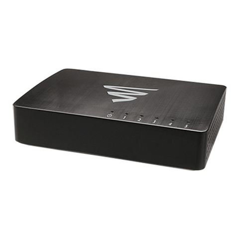 LUXUL 5-Port Gigabit Desktop Switch (LXLXGS1005) - Extreme Electronics
