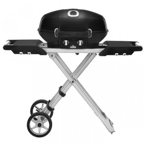 NAPOLEON PRO285X Portable BBQ with cart, Black - Propane (PRO285XBK) - Extreme Electronics