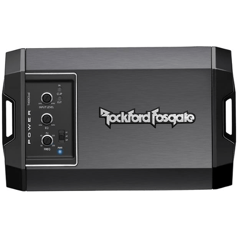ROCKFORD FOSGATE Compact 2 Channel Car Amplifier 200 Watt RMS x 2 (T400X2AD) - Extreme Electronics