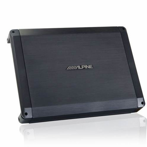 ALPINE 4 Channel 600W 2 Ohm Max Car Amplifier (BBXF1200) - Extreme Electronics