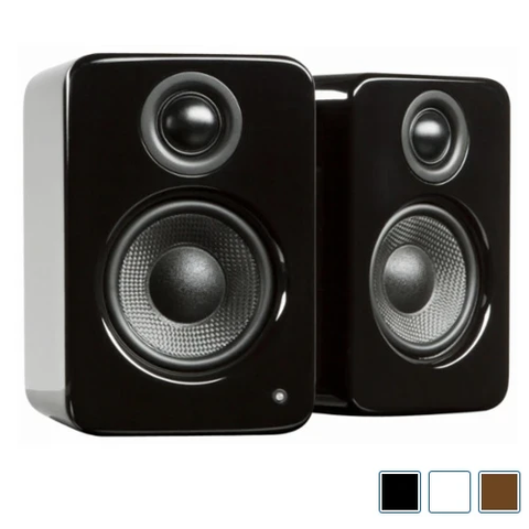 "KANTO YU2 3"" 2-Way Powered Desktop Speakers, Pair (YU2) - Extreme Electronics"