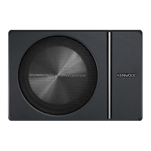"KENWOOD Compact Powered 8"" Subwoofer (KSCPSW8) - Extreme Electronics"