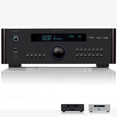 Rotel RSP-1576MKII Home Theatre Surround Pre-Amplifier - Extreme Electronics