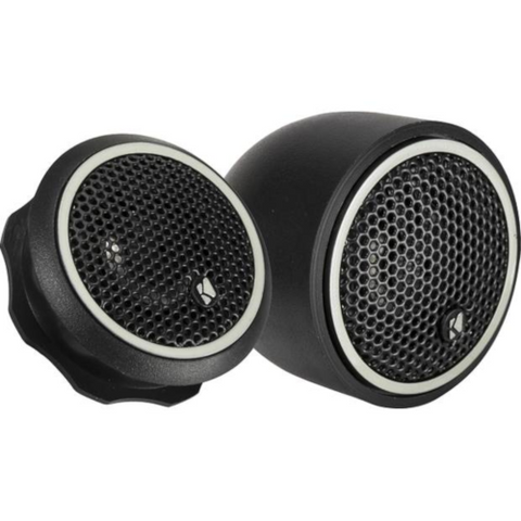 "KICKER CS Series 3/4"" Dome Tweeters, Pair (46CST204) - Extreme Electronics"