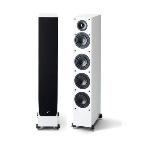 PARADIGM Monitor SE 6000F Floorstanding Speakers, Gloss White, Pair (MONTIORSE6000FW) - Extreme Electronics