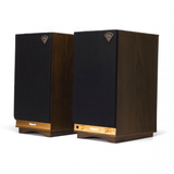 "KLIPSCH The Sixes Powered 6.5"" Bookshelf BLUETOOTH speakers, WALNUT, PAIR (THESIXESW) - Extreme Electronics"
